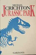 Jurassic Park - Michael Crichton - Usato Buone Condizioni
