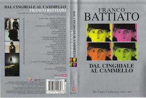 Franco Battiato Dal Cinghiale Al Cammello DVD 2004