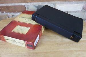 Holman, KJV 400th Anniversary Bible, Flexible Black Cowhide Leather
