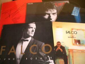 FALCO     -     SCHALLPLATTENSAMMLUNG  5 LP