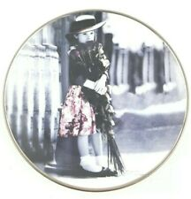 """Kim Anderson's Pretty As A Picture Plate By Enesco """"I Believe In You; Lavender"""