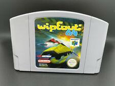 Wipeout 64 · Nintendo 64 · N64 Modul · Zustand Sehr Gut #2
