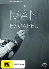 A Man Escaped (DVD, 2009)
