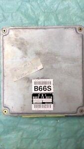 1993 Mazda MX3 MX-3 ecm ecu computer B66S 18 881B