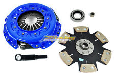FX STAGE 4 HD CLUTCH KIT for 90-96 NISSAN 300ZX NON-TURBO 3.0L DOHC NISMO Z32