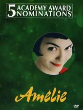 Amelie Dvd The Emily Movie 2 Disc Set, Special EditioN Audrey Tautou