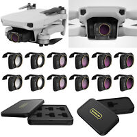 Sunnylife MCUV CPL ND4/8/16/32 ND-PL Camera Lens Filter for DJI Mavic Mini Drone