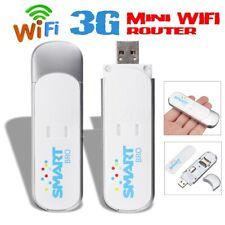 Unlocked 3G WIFI Car Wireless USB Dongle Mobile Broadband Modem SIM Card
