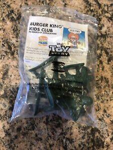 1995 Toy Story Burger King Kid's Club 4 Pack Army Men Sealed Disney Pixar