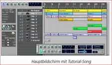 Tonstudio Logic Fun 4.8 EMAGIC MAC u. Windows - Recording / Sequenzer / Notation