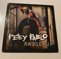 """Petey Pablo - Raise Up - 2001 Vintage Vinyl Record 12"""" Single - Hip Hop - Jive"""