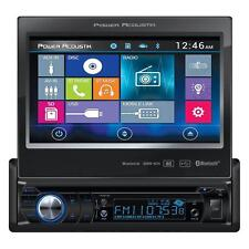 NEW Car Audio CD DVD Head Unit.Amp Receiver.1 Din.Music Streaming.Bluetooth.Deck