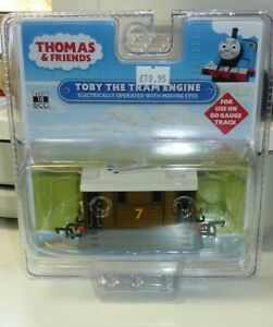 Bachmann 58747BE OO Gauge - Toby the Tram Engine (With moving eyes)