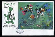 Disney FDC : Palau Islands shipwreck