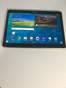 """Galaxy Tab S SM-T800 16GB WiFi 10.5"""" - Titanium Bronze #312"""