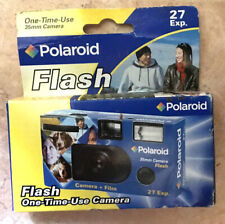 Polaroid One-Time Use Point & Shoot 35mm Camera 400 Speed NIB