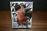 ONE PIECE KING OF ARTIST THE MONKEY D LUFFY GEAR4-WANOKUNI- anime action figure
