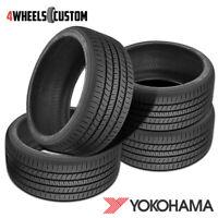 4 X New Yokohama Geolandar X-CV 265/50R19 110W XL Tires