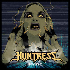 static HUNTRESS cd + 1 bonus song ( free shipping )