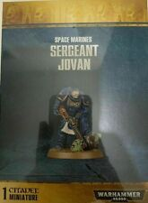 Space Marine Primaris Sergeant Jovan Warhammer Exclusive Limited Edition 2019