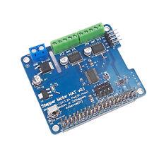 Stepper Motor HAT for Raspberry Pi 3B,2B,Stepper Motor/Servo/Motor/Sensors/IR