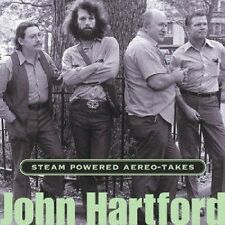 John Hartford - Steam Powered Aereo-Takes [New CD]