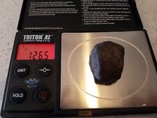 Authentic meteorite Space Fossil Rock Collectible Fragment meteor Lunar Moon #22