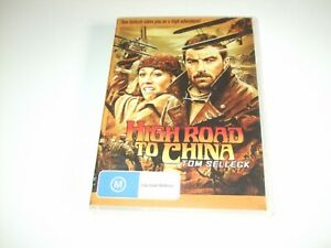 High Road To China - DVD **Free Postage** Tom Selleck