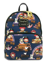 2020 Disney Parks Pirates of the Caribbean Mini Backpack by Loungefly