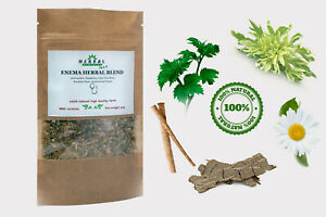 Enema Herbal Blend Kit**Colon Cleanse/Bowel/Gut Detox (Wormwood/Burdock) 100g