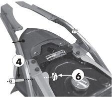 GIVI SR1114 Rear rack for Honda Wave 110i 12-14 For monolock or monokey top case
