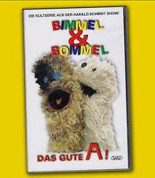 Das Alphabet mit BIMMEL & BOMMEL - Das gute A + Bonus - Harald Schmidt Show  VHS