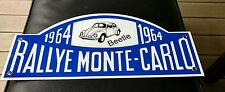 Vw volkswagen Beetle European Rally Rallye sign ...large