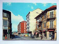 NICHELINO Via XXV Aprile Pescheria Torino vecchia cartolina
