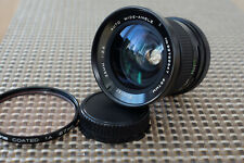 Weitwinkelobjektiv Vivitar Auto Wide-Angle 1:2,5  28mm Canon FD Bajonett