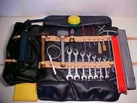 Ferrari 275 Tool Kit Jack Roll Bag Tools_Wrenches_Pliers_Hammer 275 GTS GTB OEM