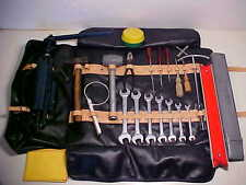 Ferrari 275 Tool Kit Jack Roll Bag Tools_Wrenches_Pliers_Hammer 275 GTS GTB OEM
