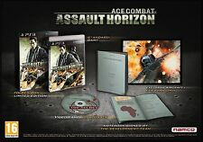 ACE COMBAT ASSAULT HORIZON LIMITED EDITION PLAYSTATION 3 GAME NUOVO VERSIONE PAL