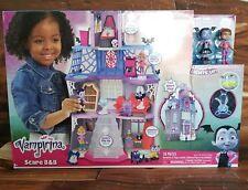 "New Disney Junior Vampirina B & B Scare Playset House 26"" Pretend Play Gift Toy"