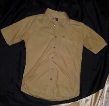 C.P. COMPANY camicia shirt cotone taglia size M/L vintage color safari beige