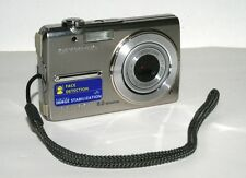 Olympus FE-280 8.0MP 3X Optical Zoom Digital Camera Cracked LCD Screen AS IS