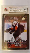 Claude Giroux 2008-09 Young Guns Rookie Card KSA Graded 9.5!!!