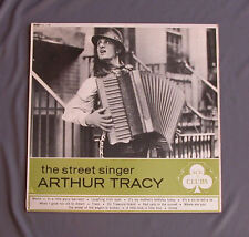"Vinilo LP 12"" 33 rpm THE STREET SINGER ARTHUR TRACY"