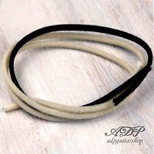 FIL pour CABLAGE controle TELECASTER ® VINTAGE cloth wire 22 AWG x 50 cm