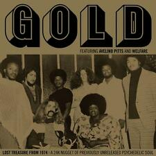 Gold Lost Treasure From 1974 Nugget Of Previously Unreleased Psychedelic Soul LP
