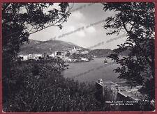 MESSINA LIPARI 05 ISOLA Cartolina FOTOGRAFICA viaggiata 1955