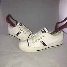 TOMMY HILFIGER Shoes Mens Size 7 M Mens Spell Out Sneakers Vintage