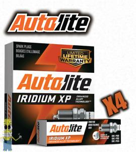 Autolite XP5243 Iridium XP Spark Plug - Set of 4