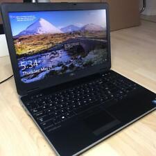 Upgraded Dell Latitude E6540 15.6in, 320GB HD, IntelCore i7,2.9GHz, 8GB Win10Pro