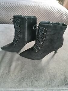 M&S ladies ankle Boots Size 8 Used